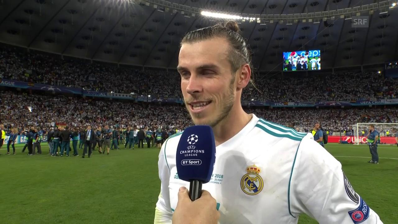 Bale: «Wollte etwas bewirken – und das habe ich getan»