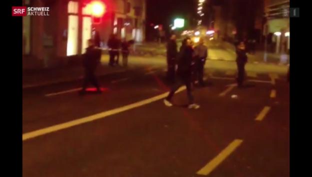 Video «Schweiz aktuell vom 23.12.2013» abspielen