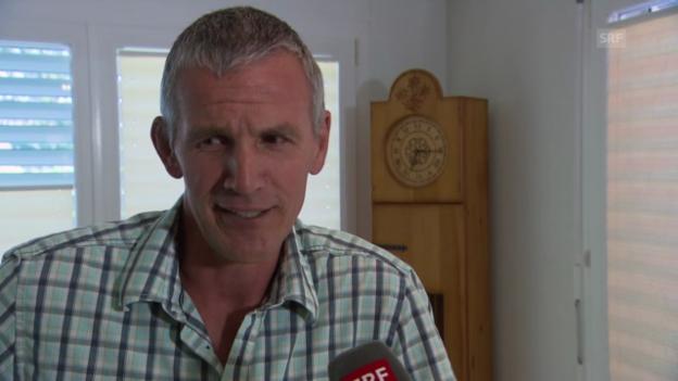 Video «Jakob zur Paarung Forrer - Wenger» abspielen