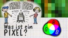 Link öffnet eine Lightbox. Video Frag Fred: Was sind Pixel? (2/5) abspielen