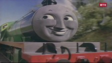 Laschar ir video «La locomotiva a vapur e ses amis - 3»