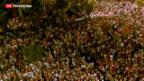 Video «Die Wut auf die Regierung in Tunesien wächst» abspielen