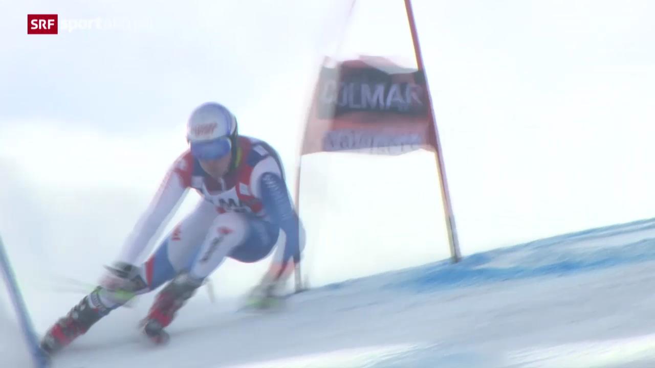 Ski: Riesenslalom der Männer in Val d'Isère