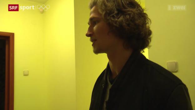Video «Snowboard: Zu Besuch bei Iouri Podladtschikov» abspielen