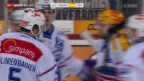 Video «Eishockey: NLA, SCL Tigers - ZSC Lions» abspielen