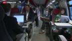 Video «Internetzugang in Bahnhöfen gratis, besserer Empfang in Zügen» abspielen