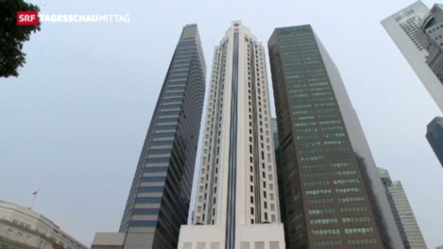 Video «Grosse Enthüllung um Steuernetzwerk» abspielen