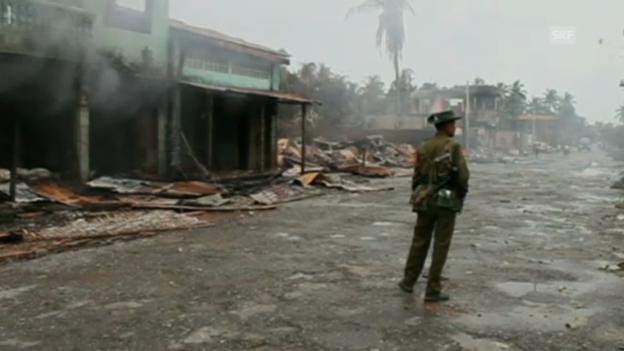Video «Vorwuerfe gegen Burma und die EU (engl.)» abspielen
