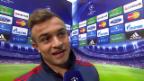 Video «Xherdan Shaqiri: «Ich will meinen Vertrag bei Bayern erfüllen»» abspielen