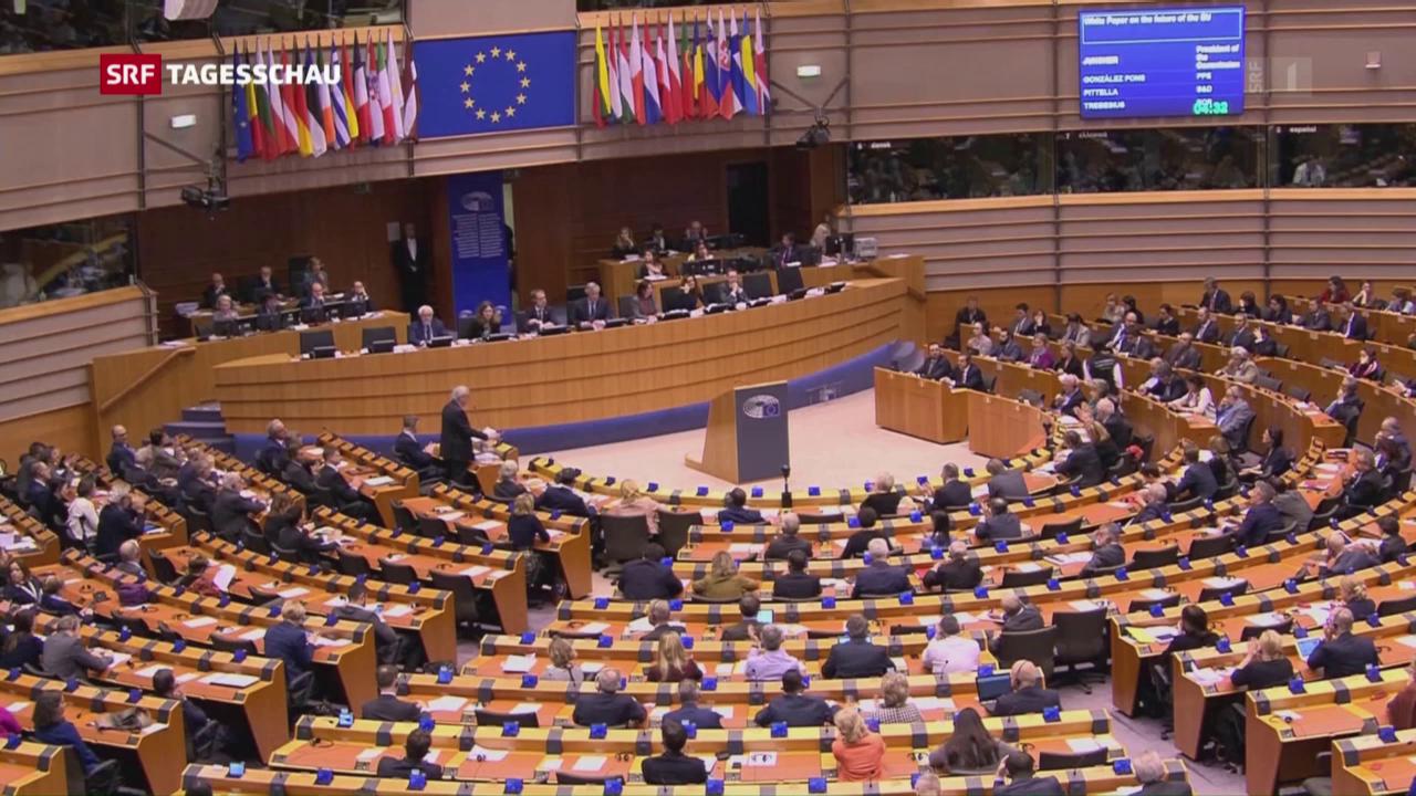 Auslegeordnung bei der EU