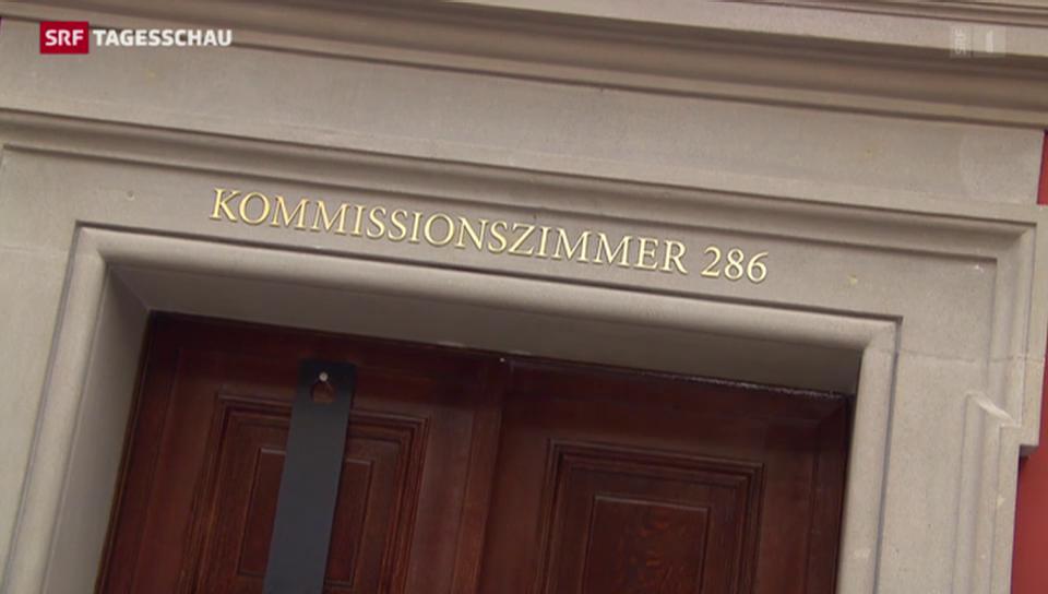 Wie steht es um das Kommissionsgeheimnis?
