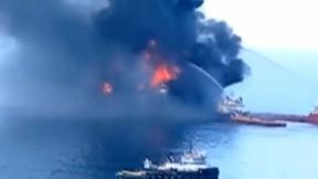 Video «Kein Patentrezept gegen Öl-Pest vor US-Küste » abspielen