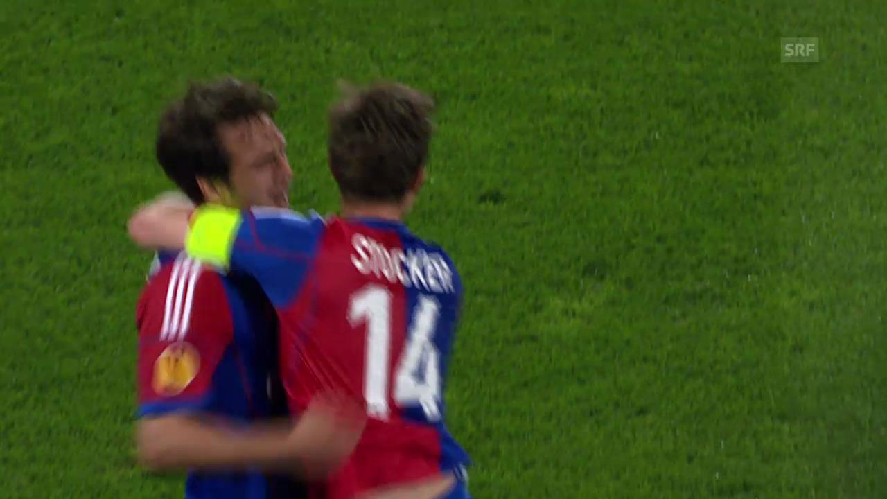 Fussball: Europ League, Viertelfinal-Rückspiel, Vorschau auf Valencia - Basel