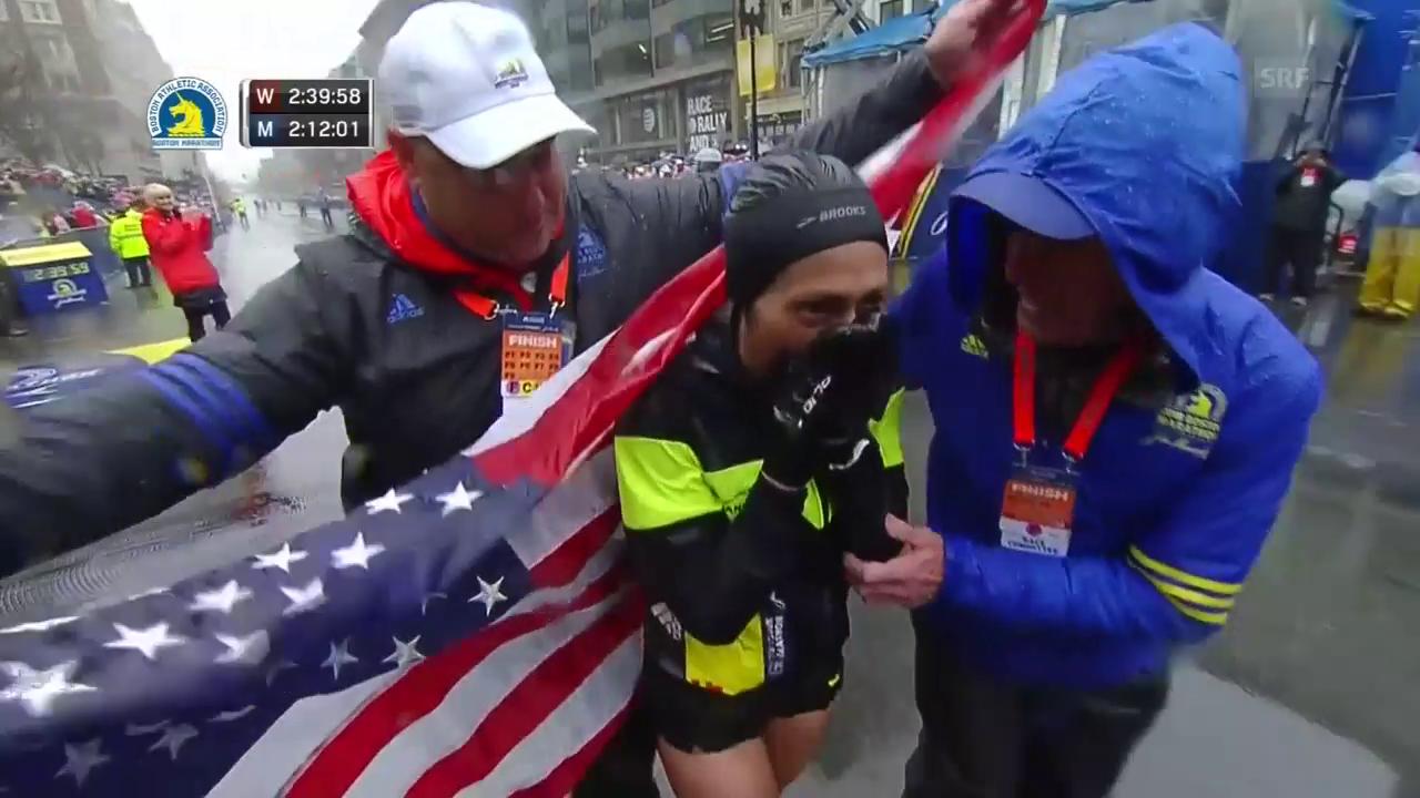 Kawauchi und Linden triumphieren in Boston