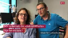 Laschar ir video «Suisse quiz – in test cun ils moderaturs da RTR»