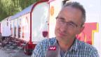 Video «Johannes Muntwyler: «Die Schweiz wird weniger farbig sein»» abspielen