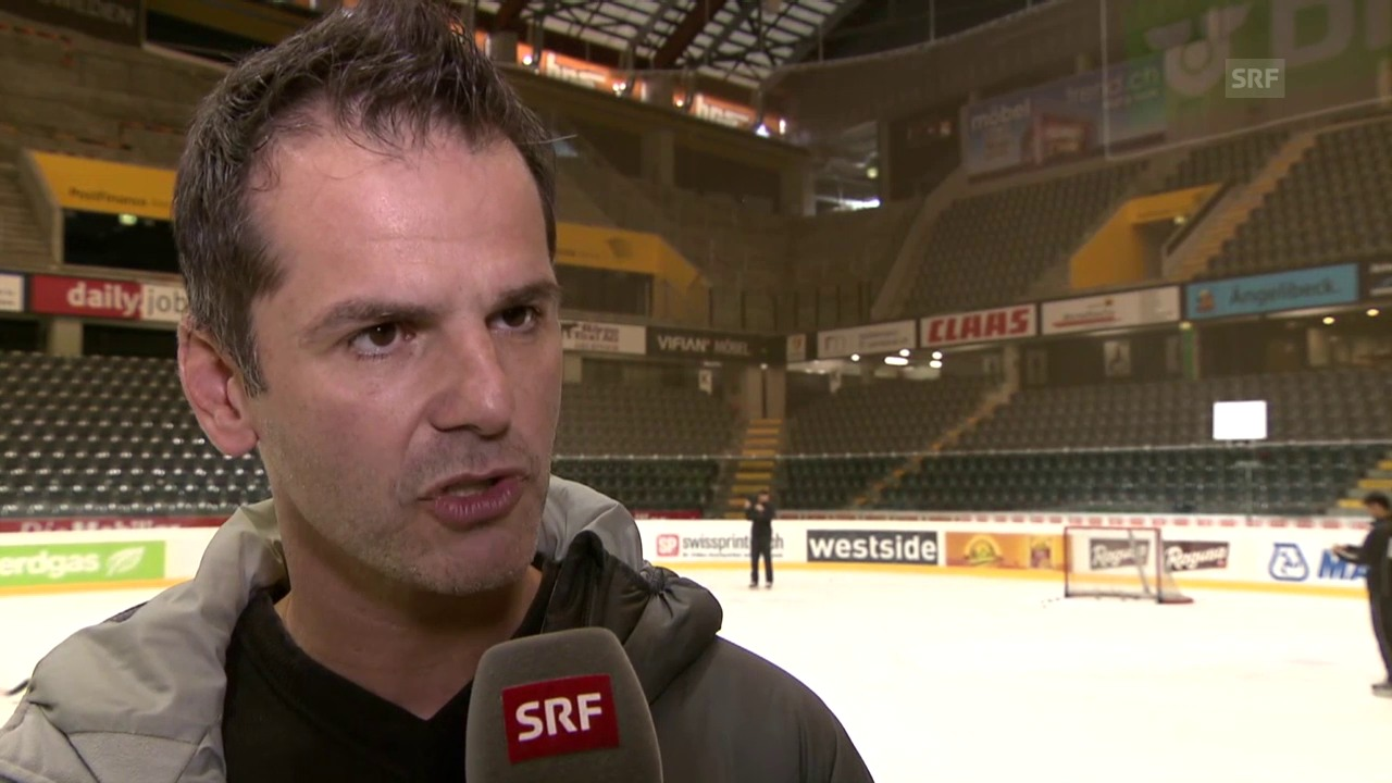 Eishockey: Sven Leuenberger zur Trainersituation beim SCB