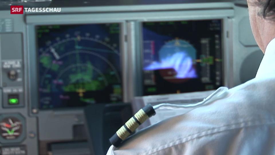 Frage nach Beurteilung von Piloten