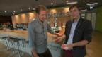 Video ««G&G»-Zauberserie: Der Magier trickst Komiker Michael Elsener aus» abspielen