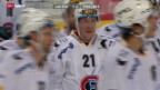 Video «Eishockey: Lakers - Fribourg» abspielen