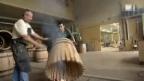 Video ««Einstein» baut ein Fass» abspielen