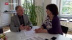 Video «Verein 50plus kritisiert die nationale Konferenz von Schneider-Ammann» abspielen