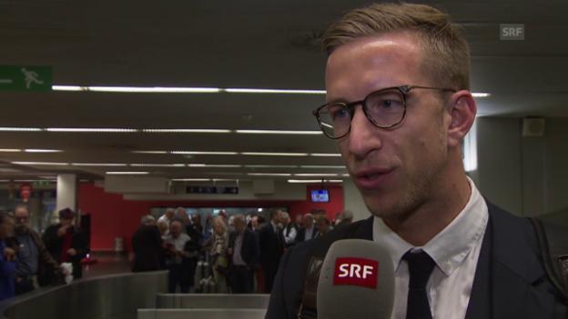 Video «Marc Janko über seine Ziele mit dem FC Basel» abspielen