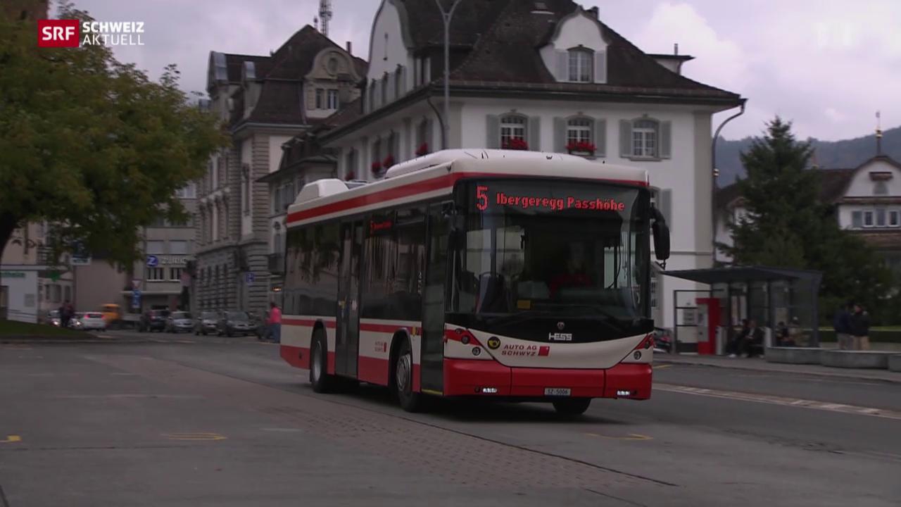 Buslinie aus Kostengründen gestrichen