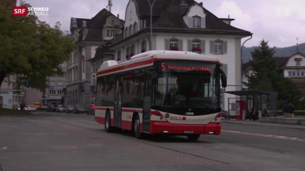 Video «Buslinie aus Kostengründen gestrichen» abspielen