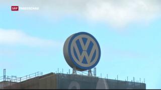Video «Rekordstrafe für Volkswagen » abspielen
