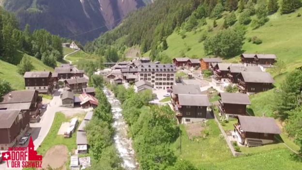 Video «Dorfporträt: Binn (VS)» abspielen