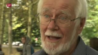 Video «Dank Schweizer Präzision den Nobelpreis erhalten» abspielen