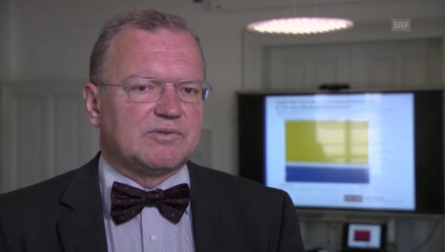 Video «Longchamp: Claude Longchamp: «Es ist praktisch alles klar»» abspielen