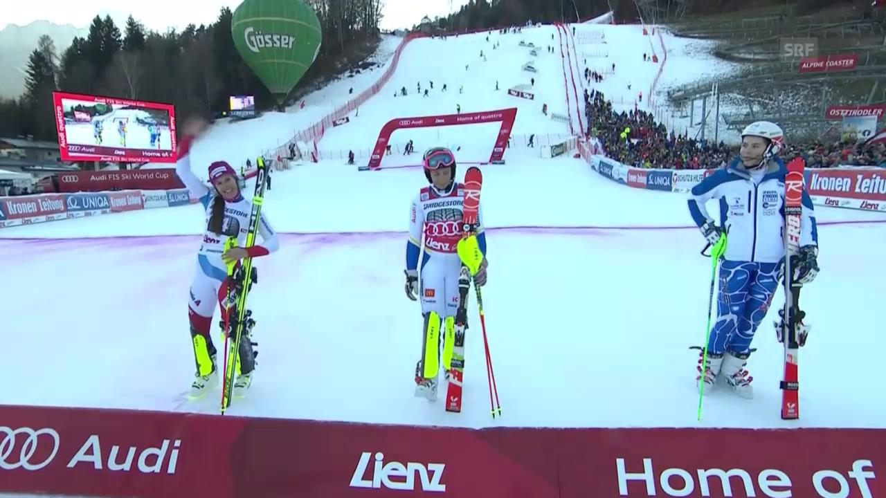 Ski Alpin: So kam es zum Schweizer Topresultat