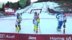 Video «Ski Alpin: So kam es zum Schweizer Topresultat» abspielen