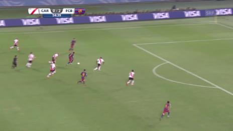 Video «Fussball: Final Klub-WM, Solo Neymar» abspielen