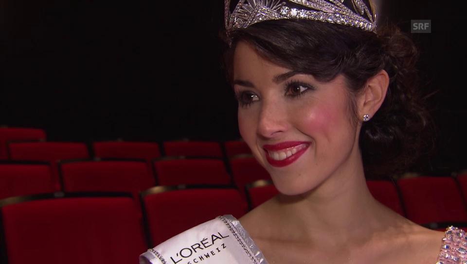 Die neue Miss Schweiz im grossen «G&G»-Interview