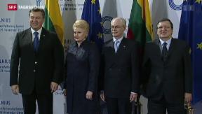 Video «Kein Weiterkommen mit der Ukraine » abspielen