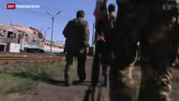 Video «Tagesschau vom 31.08.2014, 19:30» abspielen