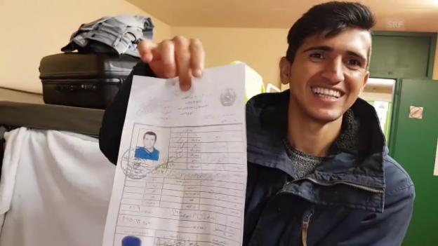 Video «Afghanischer Ausweis» abspielen