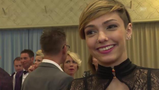 Video «Vava Voom über ihren neuen Look» abspielen