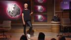 Video «Auftritt: Stéphanie Berger» abspielen