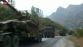 Video «Türkei verstärkt Kampf gegen Kurden» abspielen