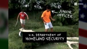 Video «Grenzstreitigkeiten» abspielen