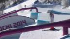 Video «Slopestyle: 2. Lauf Luca Schuler (sotschi direkt, 13.2.2014)» abspielen