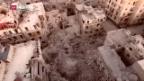 Video «Reportage aus Aleppo» abspielen