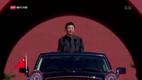 Video «FOKUS: Xi Jinping – Der starke Mann von China» abspielen
