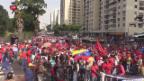 Video «Venezuela versinkt im Chaos» abspielen