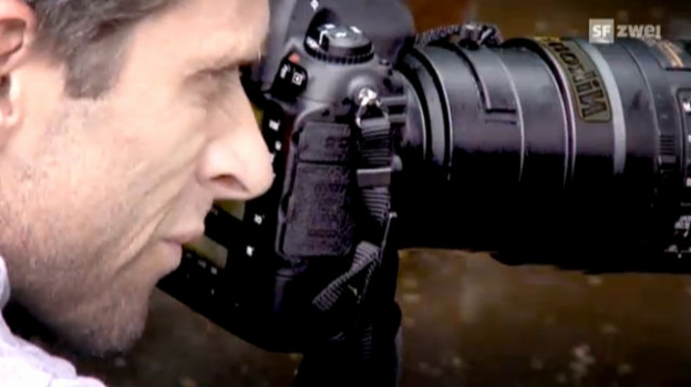 Video «Drei Tierfotografen auf Bilderjagd (2)» abspielen