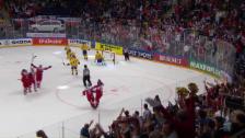 Video «Tschechien mit grosser Aufholjagd gegen Schweden» abspielen